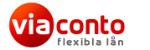 ViaConto låna pengar utan inkomst och med betalningsanmärkning